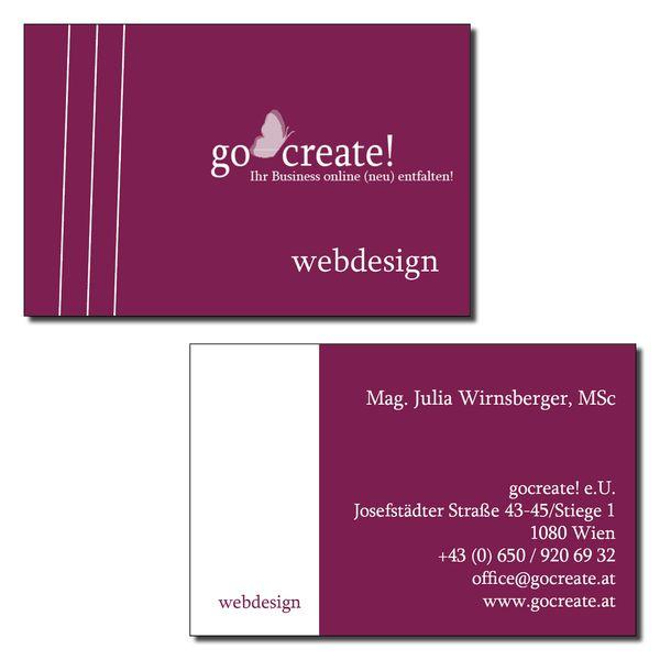Weitere Leistungen Webdesign Wien By Gocreate