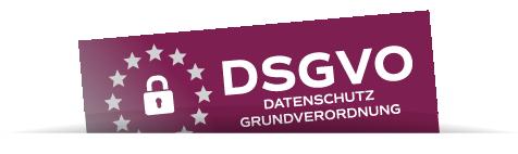 Alle Websites von gocreate! halten sich an den Richtlinien der DSGVO.