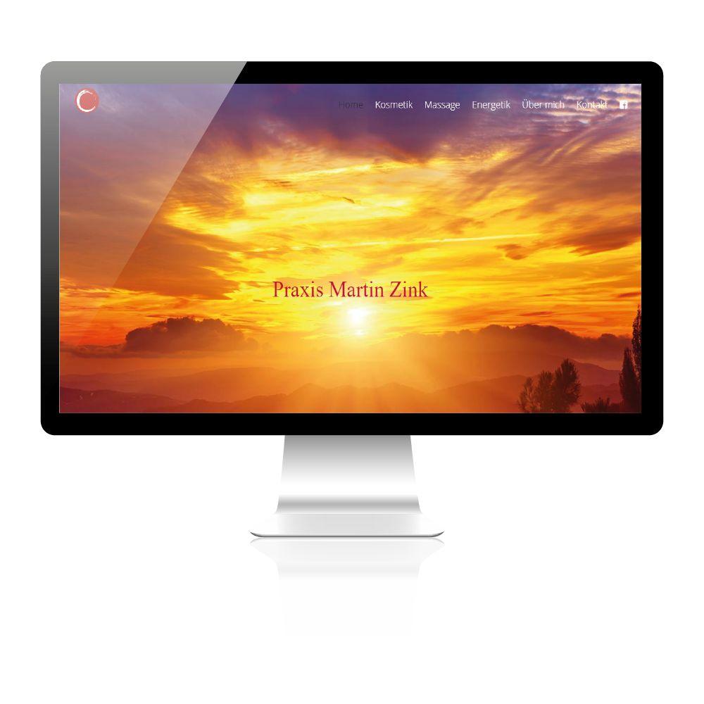 Website-erstellung für Energetiker in 1080 Wien. Beratung und Konezpt für Internetauftritt.